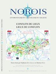 Dernières parutions dans Norois, Conflits de lieux, lieux de conflits
