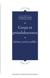 Dernières parutions dans Le sens social, Corps et préadolescence majbook ème édition, majbook 1ère édition, livre ecn major, livre ecn, fiche ecn