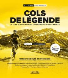Dernières parutions sur Cyclisme et VTT, Cols de légende