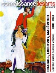 Dernières parutions sur Ecoles de peinture, Connaissance des Arts Hors-série n° 800 : Chagall, Lissitzky, Malévitch. L'avant-garde russe à Vitebsk, 1918-1922