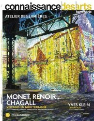 Dernières parutions sur Monographies, Connaissance des Arts Hors-série N° 894 : Monet, Renoir... Chagall. Voyages en Méditerranée