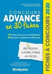 Dernières parutions sur Prépas - Écoles d'ingénieurs, Concours Advance 2020