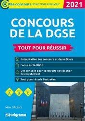 Dernières parutions dans Concours fonction publique, Concours de la DGSE