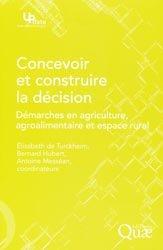Dernières parutions dans Update, Concevoir et construire la décision