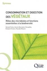 Souvent acheté avec Mini Manuel de Biologie cellulaire, le Consommation et digestion des végétaux