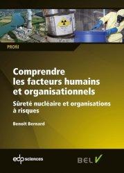 Dernières parutions dans PROfil, Comprendre les facteurs humains et organisationnels