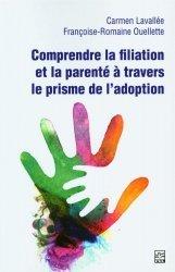 Dernières parutions sur Conception - Adoption, Comprendre la filiation et la parenté à travers le prisme de l'adoption