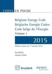 Dernières parutions dans Codes en poche, Code de l'énergie