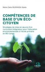 Dernières parutions sur Écologie - Environnement, Compétences de base d'un éco-citoyen