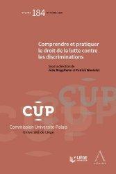 Dernières parutions dans Commission Université-Palais, Comprendre et pratiquer le droit de la lutte contre les discriminations
