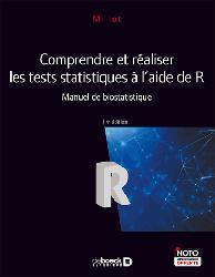 Souvent acheté avec La formule du savoir, le Comprendre et réaliser les tests statistiques à l'aide de R