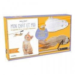 Dernières parutions sur Chat, Coffret Mon chat et moi, le guide d'un couple heureux. Avec 1 canne à chat et 1 souris mécanique