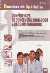 Souvent acheté avec Matériel et montages de pêche, le Conférences de consensus 2008-2009 & Recommandations