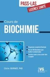 Dernières parutions sur PACES - PASS - LAS - MMOP, Cours de biochimie UE1