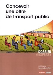 Dernières parutions sur Mobilités - Transports, Concevoir une offre de transport public