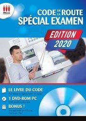 Dernières parutions sur Code de la route, Code de la route spécial examen. Edition 2020. Avec 1 DVD