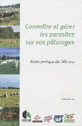 Souvent acheté avec Guide pratique de l'autopsie des ovins, le Connaître et gérer les parasites sur vos pâturages