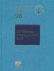 Dernières parutions dans Cahiers d'enseignement de la SOFCOT, Conférences d'enseignement 2009