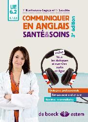 Souvent acheté avec Raisonnement et démarche clinique infirmière - Projets de soins infirmiers, le Communiquer en anglais Santé & Soins