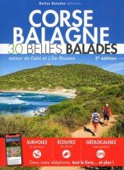 Dernières parutions sur Corse, Corse Balagne : 30 belles balades