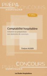 Souvent acheté avec L'état des prévisions de recettes et de dépenses (EPRD), le Comptabilité hospitalière