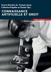 Dernières parutions sur Autres ouvrages de philosophie du droit, Connaissance artificielle et droit