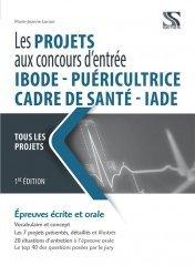 Dernières parutions sur Infirmières, Concours d'admission iade, ibode, puéricultrice, cadre de santé