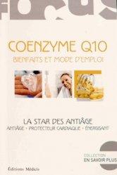Dernières parutions dans En savoir plus, Coenzyme Q10