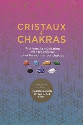 Souvent acheté avec Guide des plantes sauvages comestibles, le Cristaux & chakras
