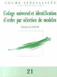 Dernières parutions sur Mathématiques fondamentales, Codage universel et identification d'ordre par sélection de modèles