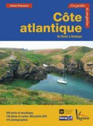 Dernières parutions sur Cartes et guides de croisière, Côte Atlantique De Brest à Hendaye