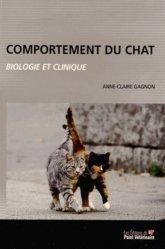 Dernières parutions sur Psychologie animale, Comportement du chat