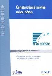 Dernières parutions dans Guide Eurocode, Constructions mixtes acier-béton