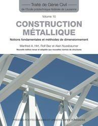 Dernières parutions dans Traité de Génie Civil, Construction métallique (TGC volume 10)