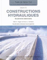 Dernières parutions dans Traité de Génie Civil, Constructions hydrauliques