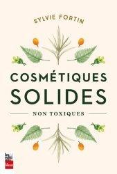 Dernières parutions sur Beauté - Jeunesse, Cosmétiques solides