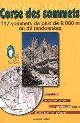 Dernières parutions dans Sentiers de Corse, Corse des sommets