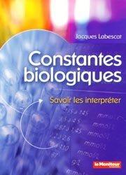 Constantes biologiques