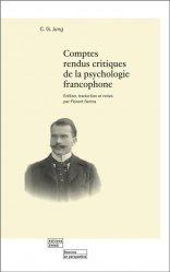 Dernières parutions sur Histoire de la psychologie, Comptes rendus critiques de la psychologie francophone