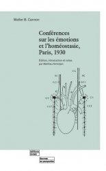 Dernières parutions sur PACES - PASS - LAS - MMOP, Conférences sur les émotions et l'homéostasie