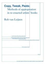 Dernières parutions sur Ecrits sur l'art, Copy, Tweak, Paste