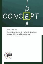 Dernières parutions sur Algorithmique - Objet, Contributions à l'identification ensembliste ellipsoïdale
