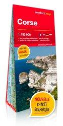 Dernières parutions dans Comfort! Map, Corse. 1/150 000