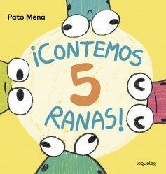 Dernières parutions sur Enfants et Préadolescents, CONTEMOS 5 RANAS