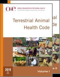 Dernières parutions sur Santé animale mondiale, Code sanitaire pour les animaux terrestres 2019