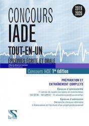 Dernières parutions sur IADE, Concours IADE