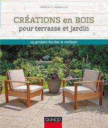 Dernières parutions sur Au jardin, Créations en bois pour terrasse et jardin