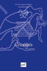 Dernières parutions dans Petite bibliothèque de psychanalyse, Cruautés