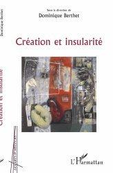 Dernières parutions sur Histoire de l'art, Création et insularité