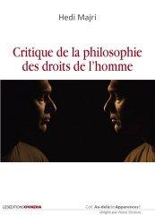 Dernières parutions dans Au-delà des apparences !, Critique de la philosophie des droits de l'homme